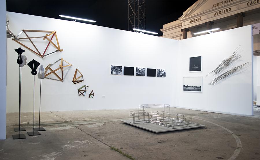 ArtLima 2017. Cede Galería